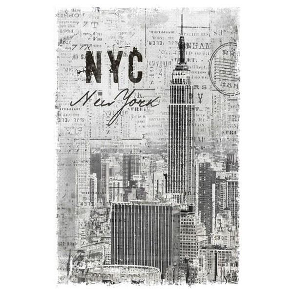 Obraz na plátně – New York S