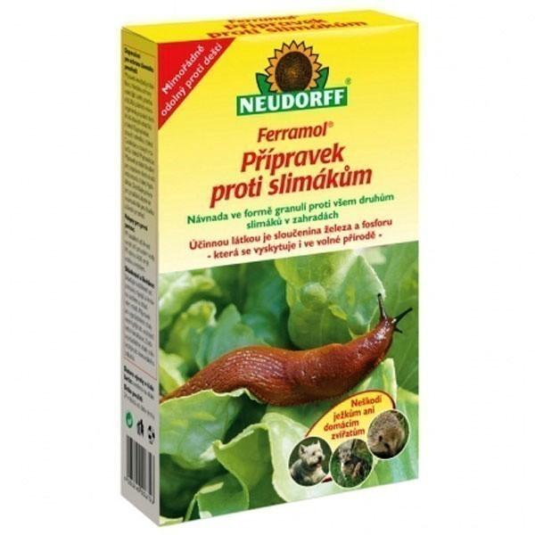 Moluskocid FERRAMOL na slimáky