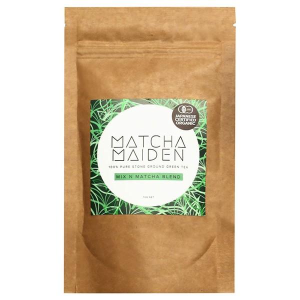 Zelený čaj matcha