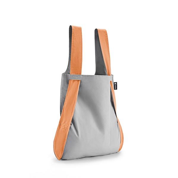 NOTABAG taška/batoh - Peach/Grey