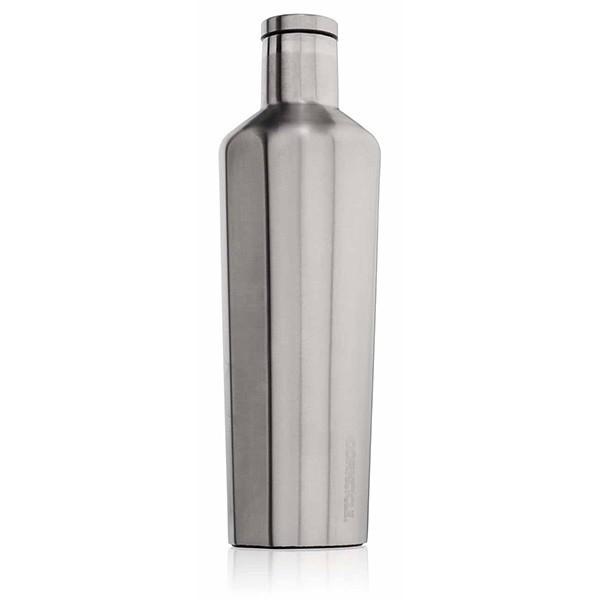 Láhev Canteen – stříbrná – L (750 ml)