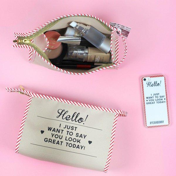 Kosmetická taštička - Hello