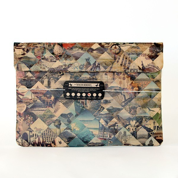"Pouzdro - Safari African Memories - 15"" Macbook"