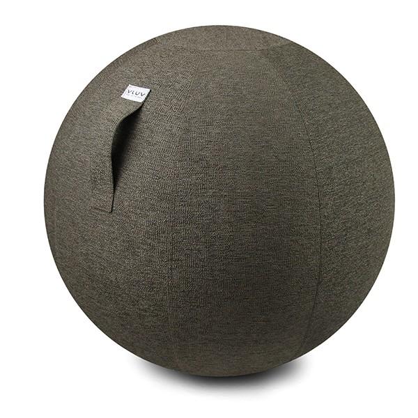 Vluv Stov sedací míč Ø 65 cm - šedý