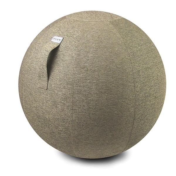 Vluv Stov sedací míč Ø 65 cm - přírodní