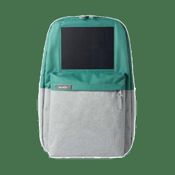 Birksun batoh se solární nabíječkou Boost - zelený