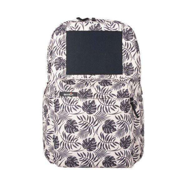 Birksun batoh se solární nabíječkou Boost - tropical beige