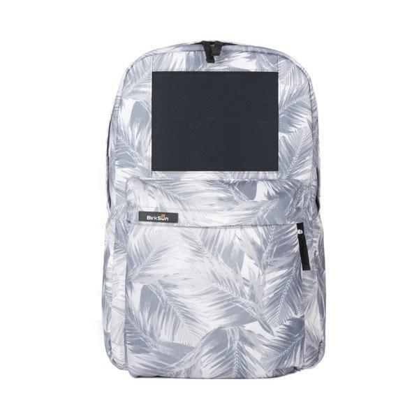 Birksun batoh se solární nabíječkou Boost - tropical white