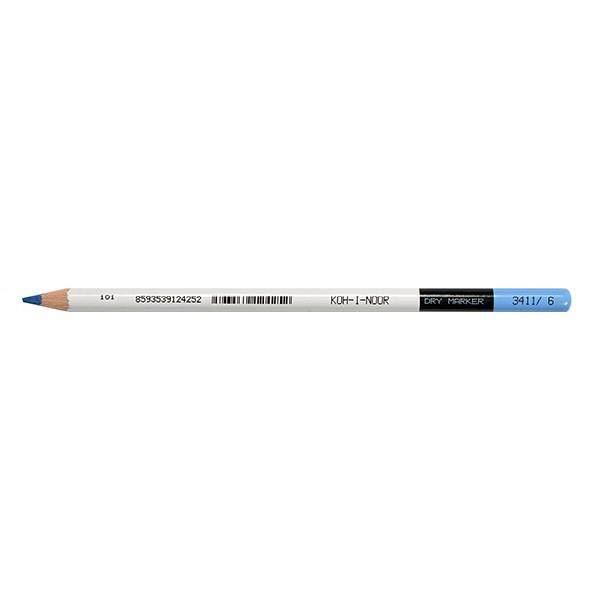 KOH-I-NOOR zvýrazňovací tužka - modrá