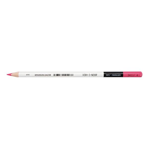 KOH-I-NOOR zvýrazňovací tužka - růžová