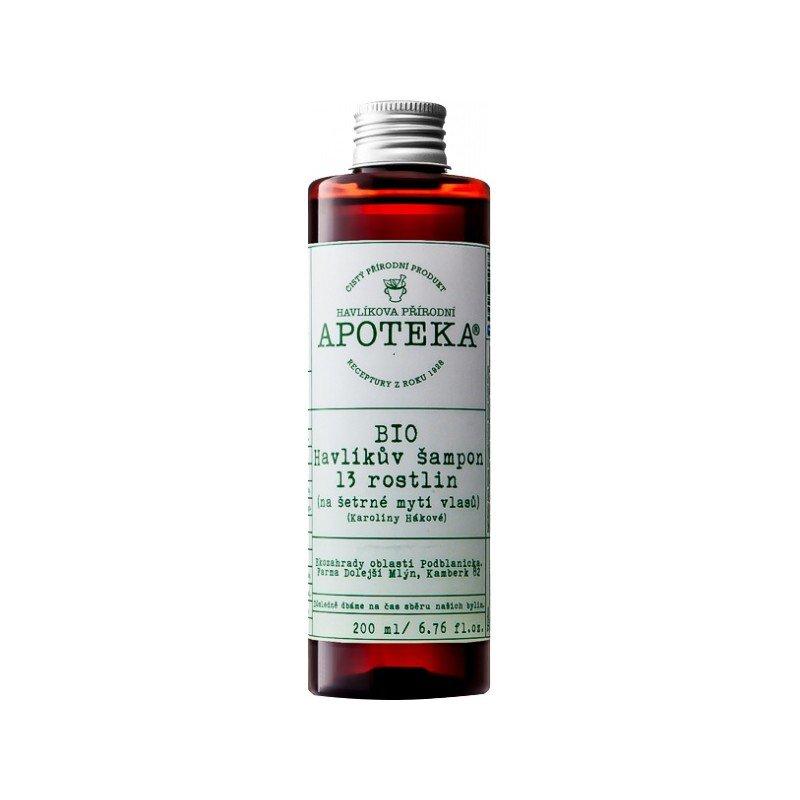 Havlíkův šampon 13 rostlin 50 ml