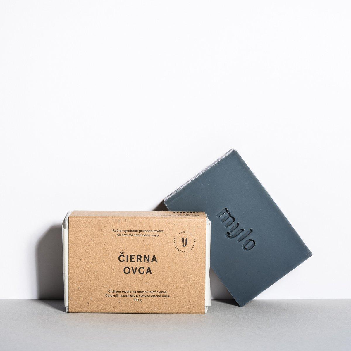 Mýdlo s uhlím   –  Černá ovce