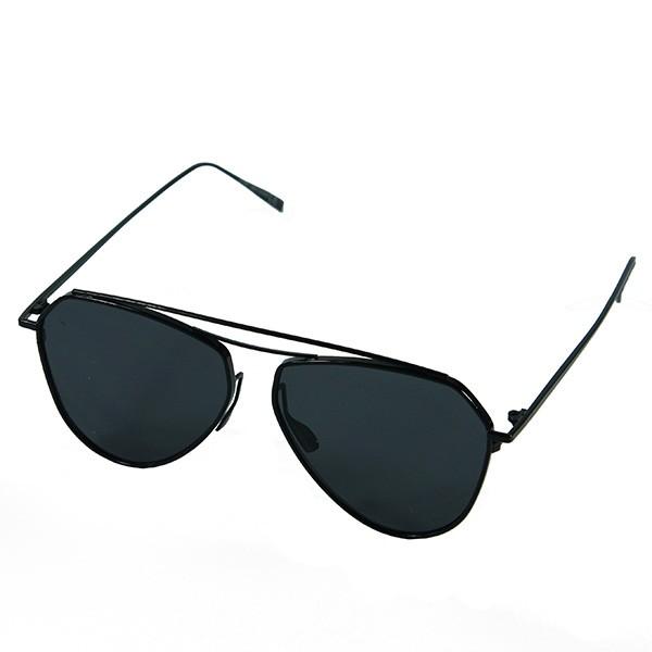 Sluneční brýle Mojito - černé s černými skly