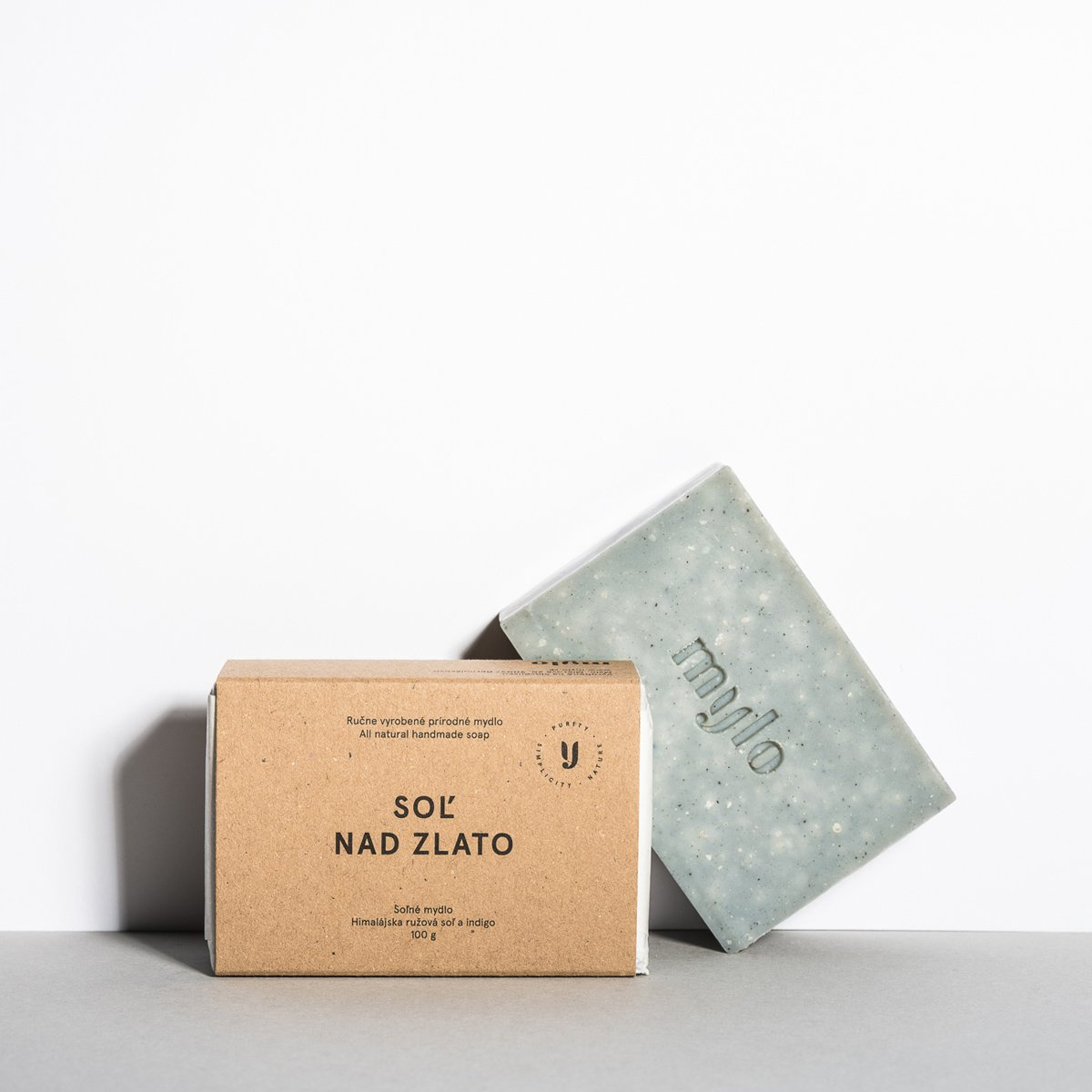 Mýdlo s himalájskou solí – Sůl nad zlato