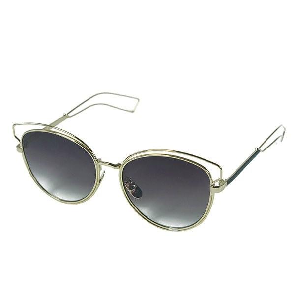 Sluneční brýle California - černé