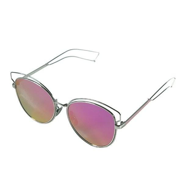 Sluneční brýle California - růžové