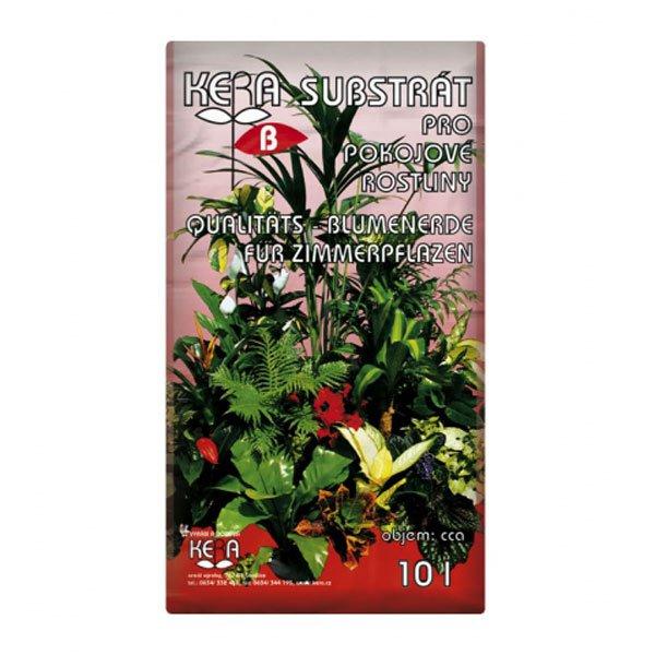 Substrát pro pokojové rostliny 10 L
