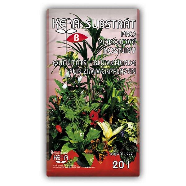 Substrát pro pokojové rostliny 20 L