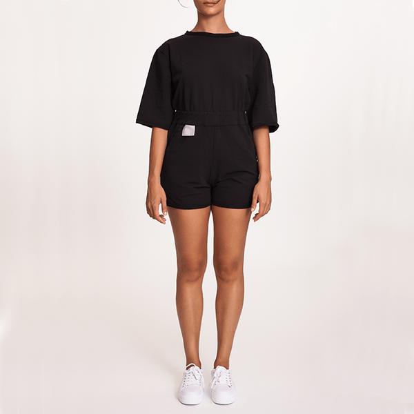 #mblm Collection overal - černý