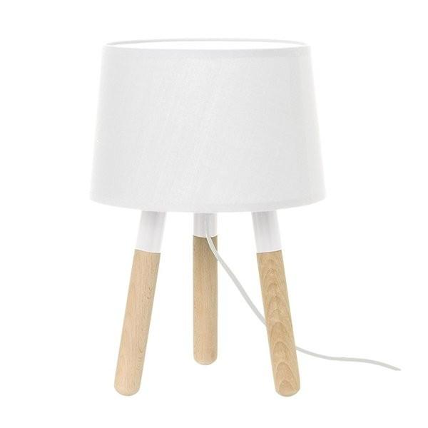 Stolní lampa Orbit - bílá