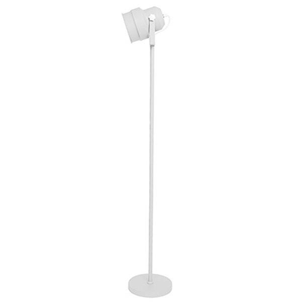 Stojací lampa Studio - bílá