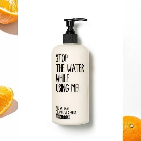 Tělové mléko Pomeranč & Divoké bylinky 200 ml