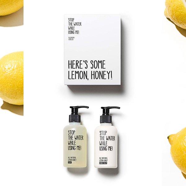 Sada na ruce Citron & Med
