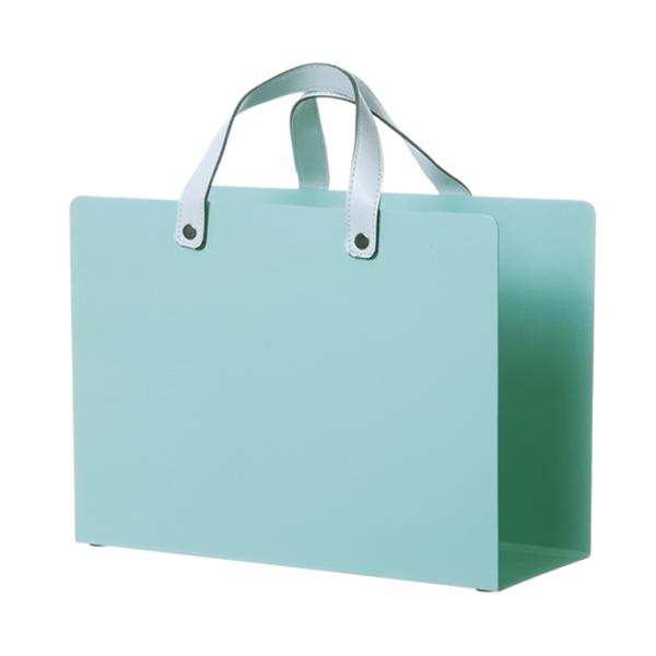 Stojan na noviny Bag - mint