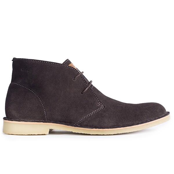 Hnědé boty Desert boot Makia - 41