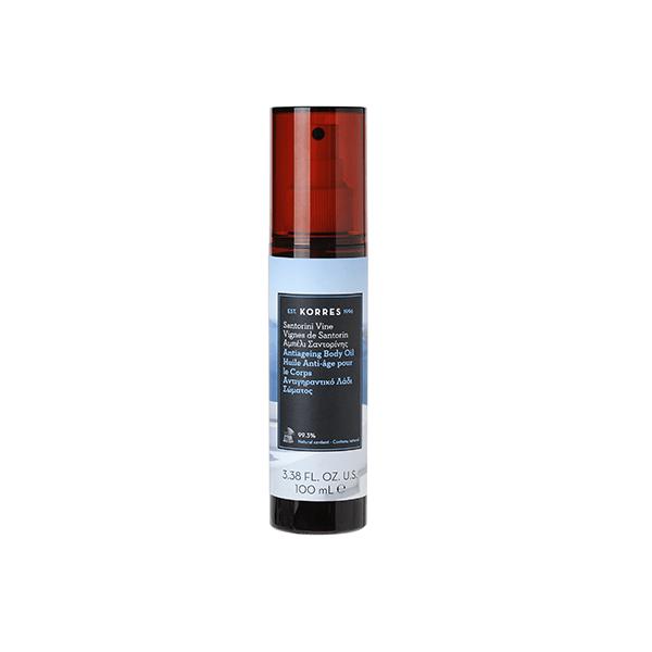 Tělový olej Santorini Vine – suchý