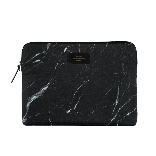 "Pouzdro na notebook 13"" – Black Marble"