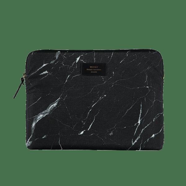 "Pouzdro na notebook 13"" - Black Marble"