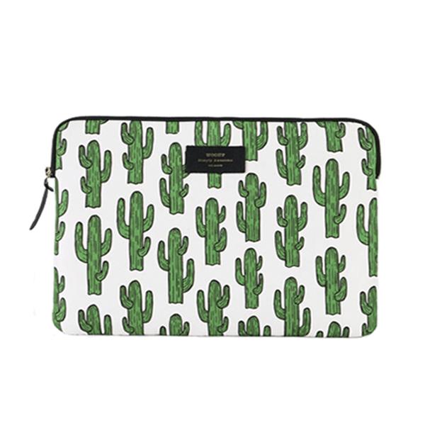 "Pouzdro na notebook 13"" - Cactus"