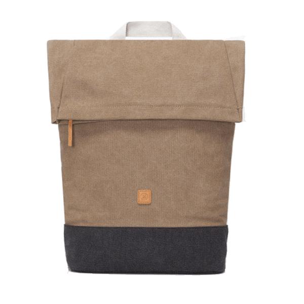 Voděodolný batoh Karlo - tmavě hnědý
