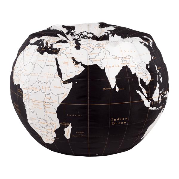 Sedací míč Woouf! Small Globe