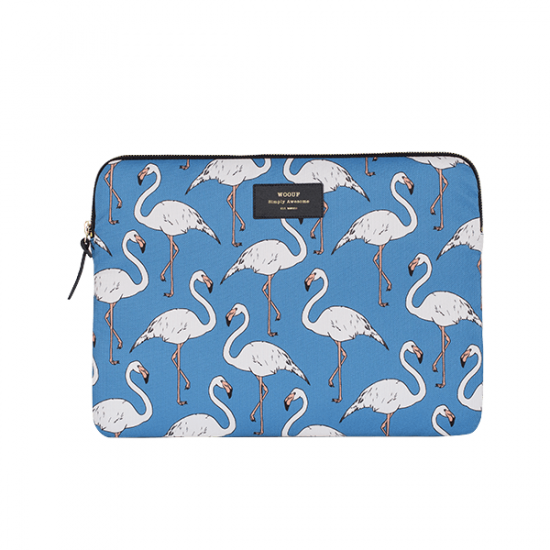 Pouzdro na iPad Air – Flamingo
