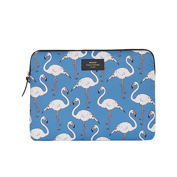 Pouzdro na iPad Air- Flamingo