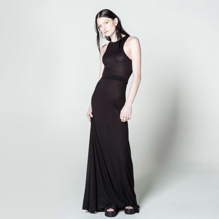 Černé šaty Bliss L