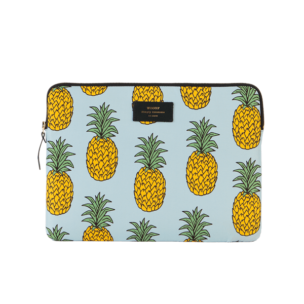 Pouzdro na iPad Air - Pineapple