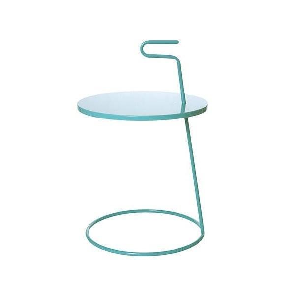 Servírovací stolek - zelený