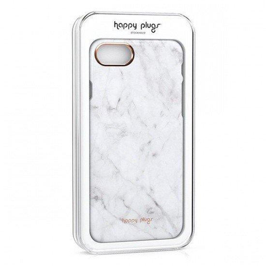 Ultratenký obal na iPhone 7 – bílý mramor