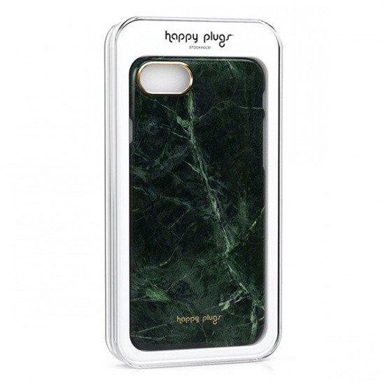 Ultratenký obal na iPhone 7 – zelený mramor