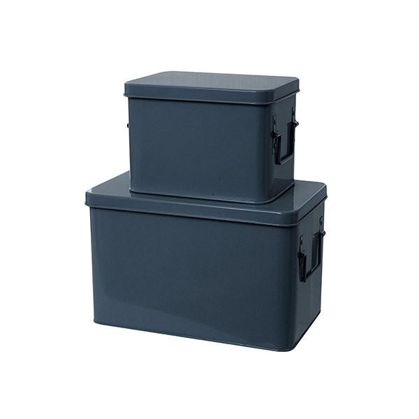 Set krabic - tmavě modrý