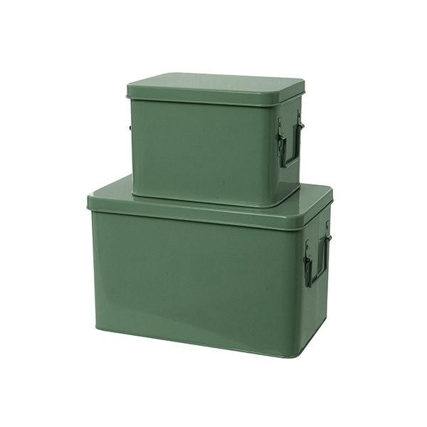 Set krabic - zelený