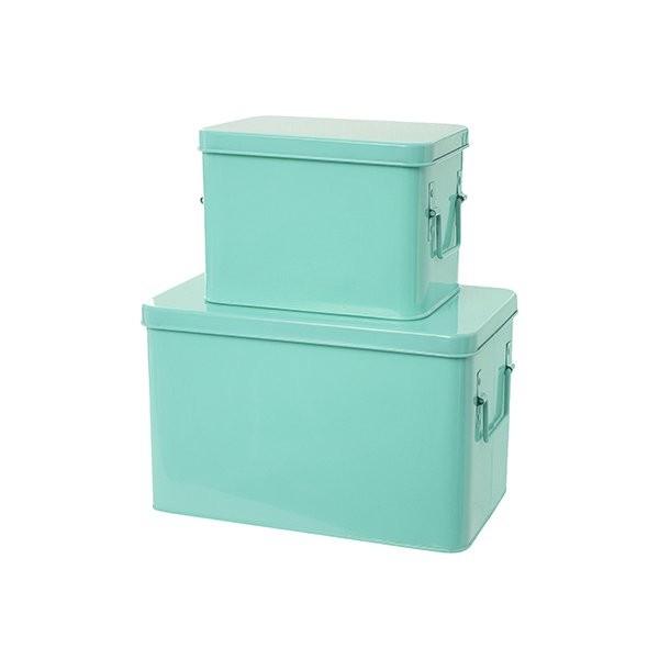 Set krabic - tyrkysový