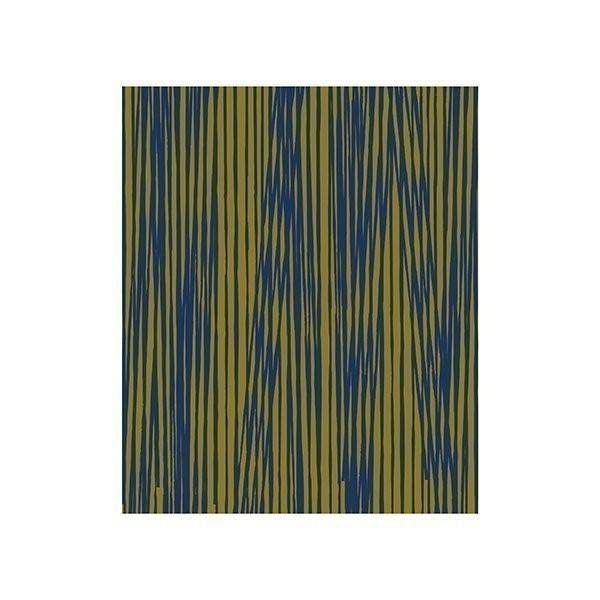 Deka Oblique Lines – modrozelená