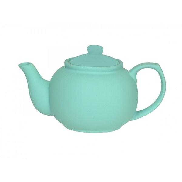Konvice na čaj Silk - tyrkysová