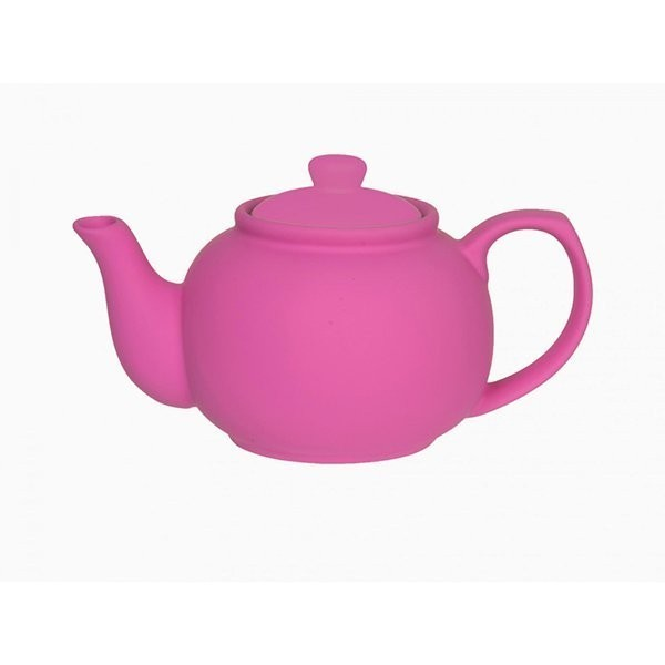 Konvice na čaj Silk - neonově růžová