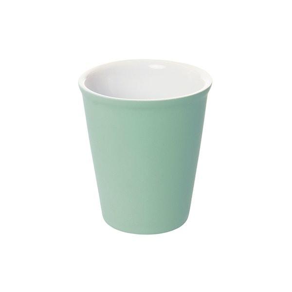 Espresso hrnek Silk - zelený