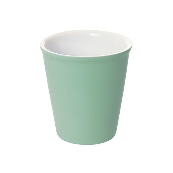 Cappuccino hrnek Silk - zelený